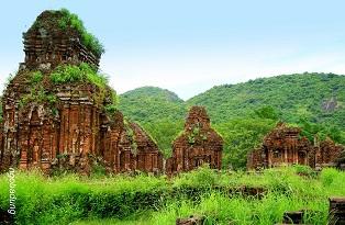 Tour Thánh địa Mỹ Sơn - Hội An